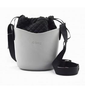 O BAG - COD. SBIT-OB-OBASKET10-P, POLVERE