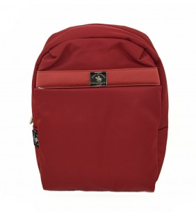 POLO S. BARBARA - SBIT-SB19S054-02RE, RED