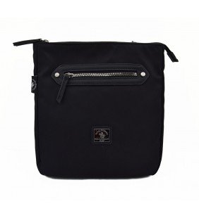 POLO S. BARBARA - SBIT-SB19S053-03BK, BLACK
