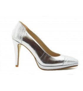 SHOESBOOKING - SBIT- SB17-011-S, CHARME ARGENTO