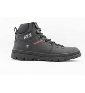 AVIREX - SBIT-AX-92M10607-04-B, BLACK