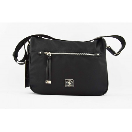 POLO S. BARBARA - SBIT-SB19W059-05BK, BLACK